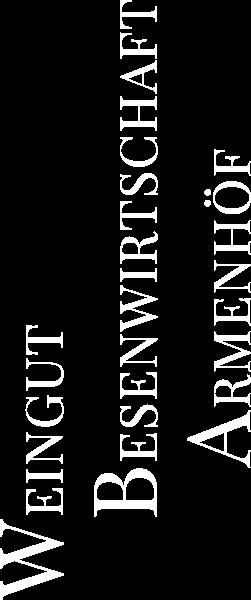 Logo Weingut Besenwirtschaft Armenhoef 250 600 Hochkant