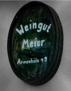 Weingut Meier in Renchen/ULM