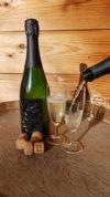 Weingut und Besenwirtschaft Armenhöf Renchen-Ulm - Unser Jahrgangssekt
